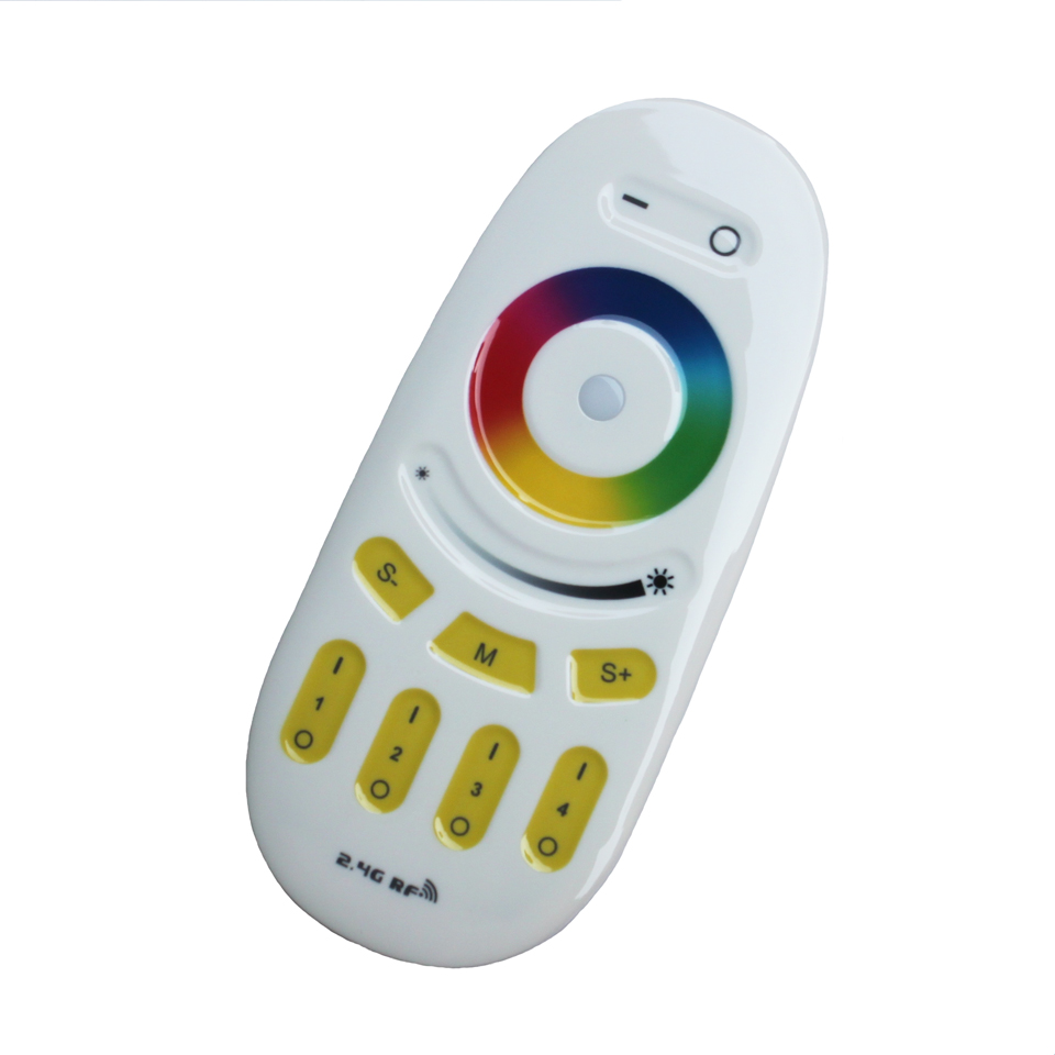 4 Zone Rgb Led Controller.MiLight RGB W RGBW LED Set 4 Zone ...